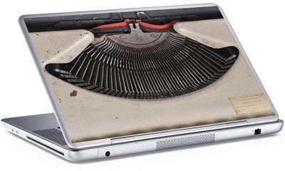 Γραφομηχανή, Skins sticker, Αυτοκόλλητα Laptop
