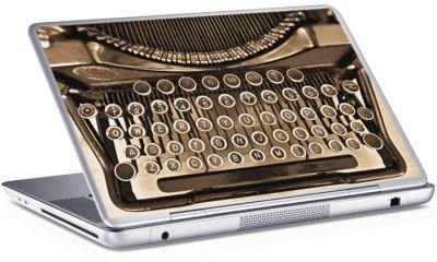Παλιά Γραφομηχανή, Skins sticker, Αυτοκόλλητα Laptop