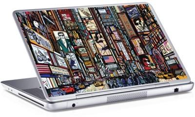 5th Avenue, Skins sticker, Αυτοκόλλητα Laptop