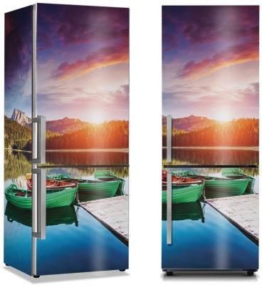 Πράσινες Βάρκες, Φύση, Αυτοκόλλητα ψυγείου