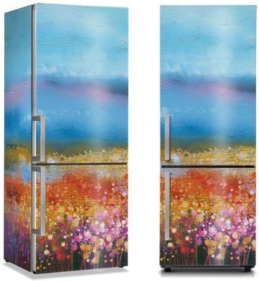 Ουράνιο Τόξο με Λουλούδια, Φύση, Αυτοκόλλητα ψυγείου