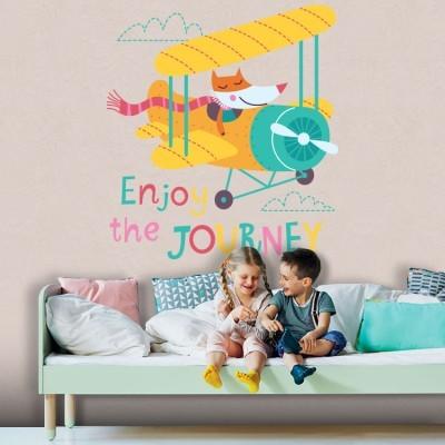 Enjoy the journey, Παιδικά, Αυτοκόλλητα τοίχου