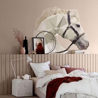 Προφίλ αλόγου, Ζώα, Αυτοκόλλητα τοίχου