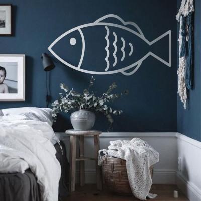 Ψάρι-2, Ζώα, Αυτοκόλλητα τοίχου