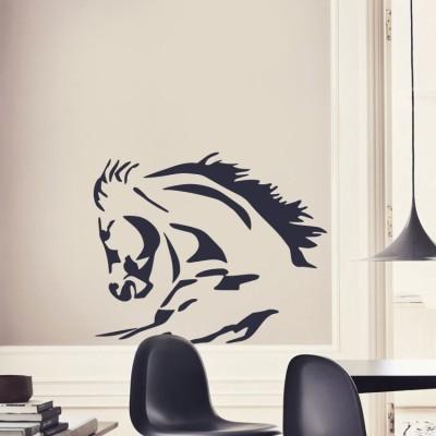 Άλογο μισό, Ζώα, Αυτοκόλλητα τοίχου