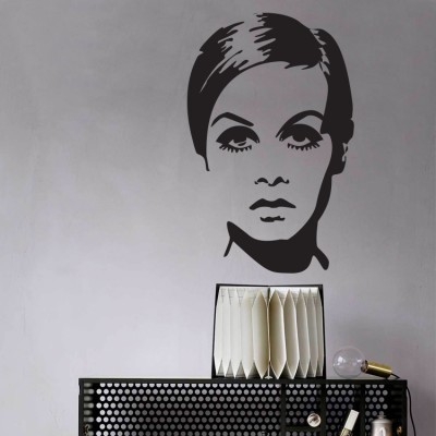 Twiggy, Λονδίνο, Αυτοκόλλητα τοίχου