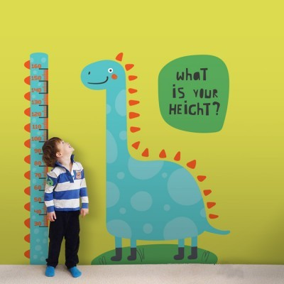 Your height?, Αναστημόμετρα, Αυτοκόλλητα τοίχου
