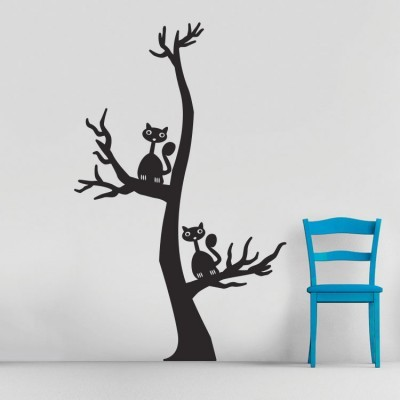 Κλαδί Δέντρου, Δέντρα - Λουλούδια, Αυτοκόλλητα τοίχου