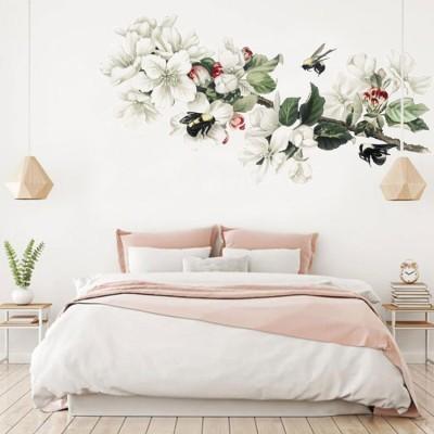 Αμυγδαλιά, Δέντρα - Λουλούδια, Αυτοκόλλητα τοίχου