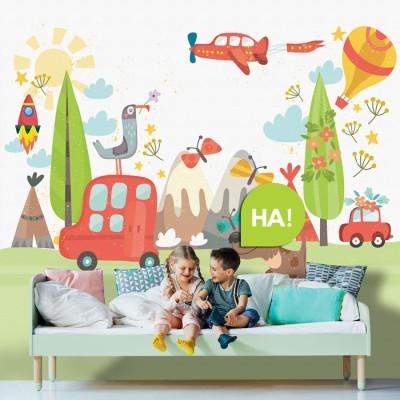 Παιδικά δωμάτια με πολύ φαντασία!