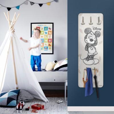 Boho Mickey!, Παιδικά, Κρεμάστρες & Καλόγεροι