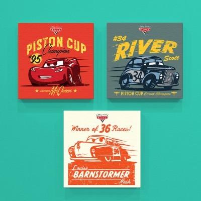 Vintage Cars!, Παιδικά, Mini Set καμβάς