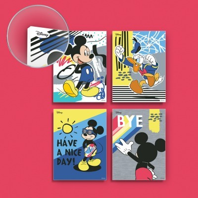 Have A Nice Day! Mickey and Donald, Mini Set Forex, Mini Set Forex