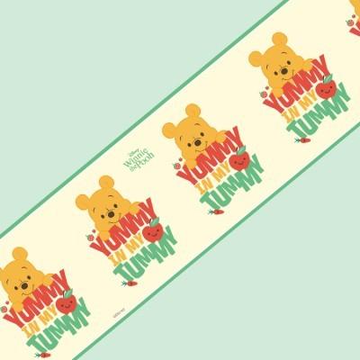 Yummy, Winnie the Pooh, Μπορντούρες, Μπορντούρες