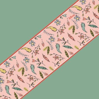 Boho pattern, Minnie Mouse!, Παιδικές, Μπορντούρες