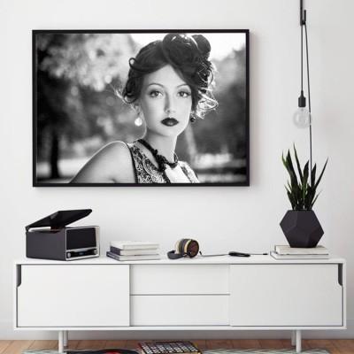 Όμορφη Γυναίκα, Άνθρωποι, Πίνακες σε καμβά