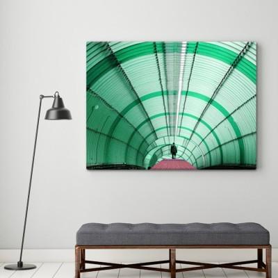 Μετρό, Διάφορα, Πίνακες σε καμβά