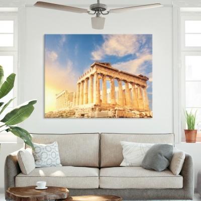 Ακρόπολη, Αθήνα, Ελλάδα, Πίνακες σε καμβά