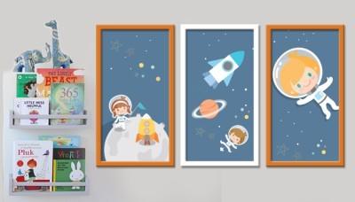 Διάστημα, Παιδικά, Multipanel