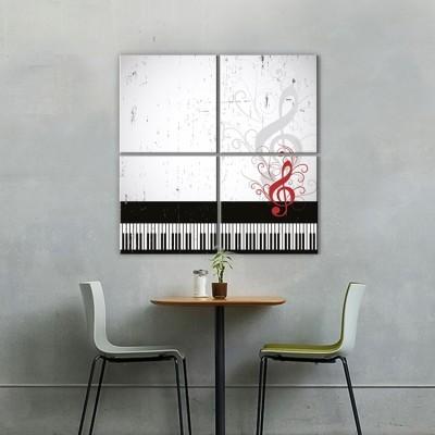 Πιάνο, Διάφορα, Multipanel
