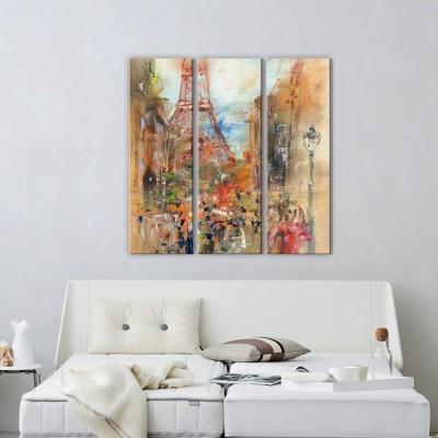 Παρίσι, Ζωγραφική, Multipanel