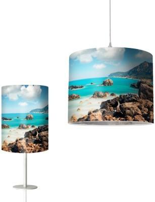 Παραλία Αβαλί, Λευκάδα, Διάφορα, Φωτιστικά Set