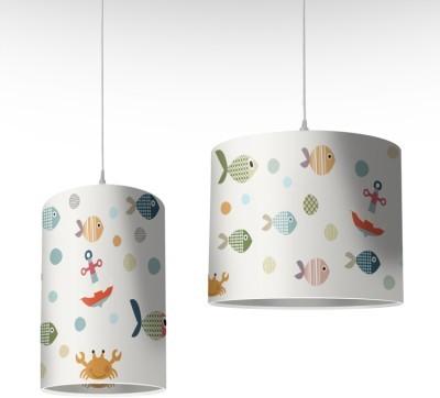 Ψαράκια, Παιδικά, Φωτιστικά οροφής