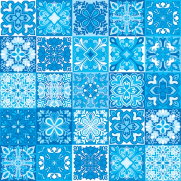 Γαλάζιο Μοτίβο
