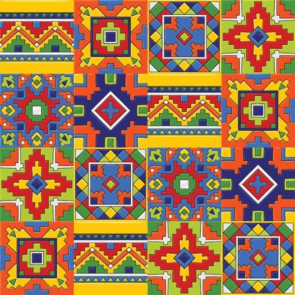 Ethnic μοτίβο