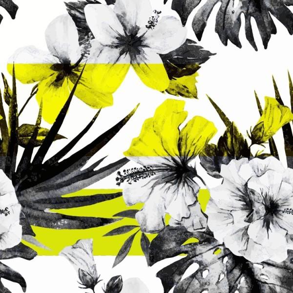 Γκριζοκίτρινα λουλούδια