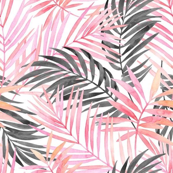 Ροζ και γκρι φύλλα