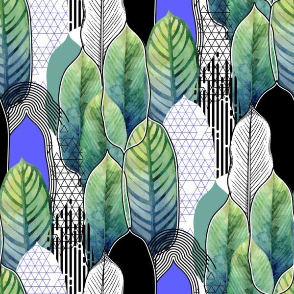 Πολύχρωμα φύλλα