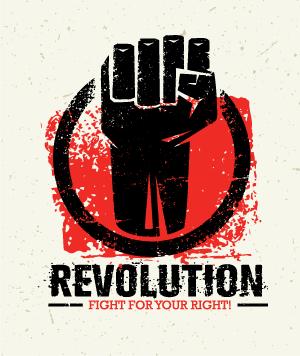 Επανάσταση!, Κόμικς, Image Gallery