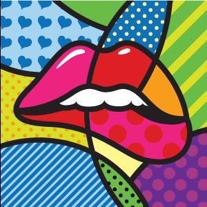 Lips, Κόμικς, Image Gallery