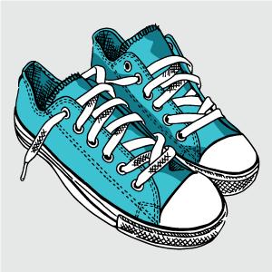 Γαλάζια Παπούτσια, Κόμικς, Image Gallery