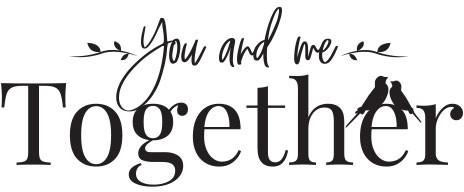Εγώ & εσύ μαζί