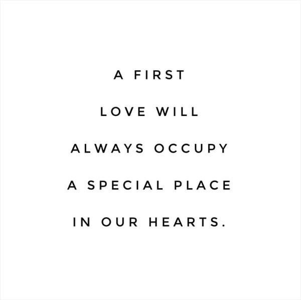 Πρώτη αγάπη