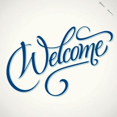 Welcome, Φράσεις, Image Gallery