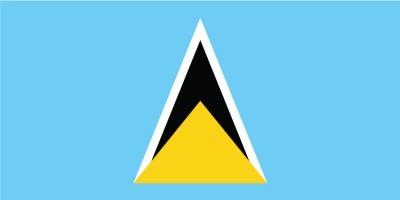 Αγία Λουκία, Σημαίες του κόσμου, Image Gallery