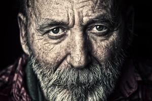 Πορτρέτο ηλικιωμένου
