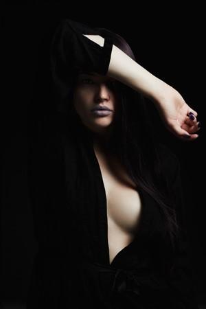 Αισθησιακή φωτογραφία γυναίκας