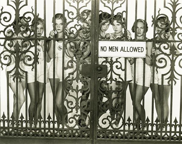 Μόνο για γυναίκες