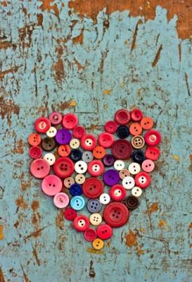 Κουμπιά σε Σχήμα Καρδίας, Διάφορα, Image Gallery