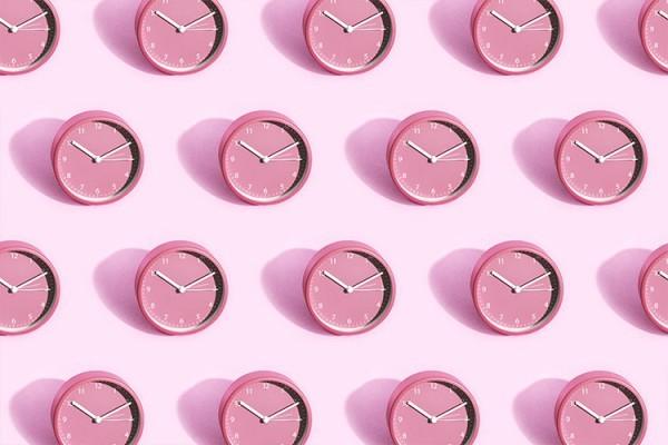 Ροζ ξυπνητήρια