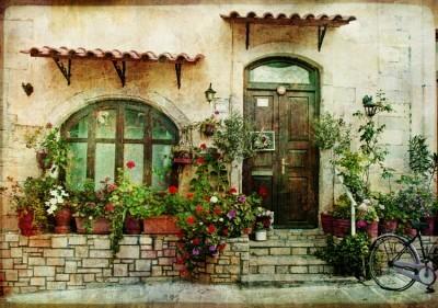 Γραφικό ελληνικό σπίτι, Ελλάδα, Image Gallery