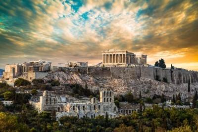 Θέα της Ακρόπολης, Αθήνα, Ελλάδα, Image Gallery