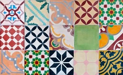 Μαροκινό Μοτίβο, Φόντο - Τοίχοι, Image Gallery