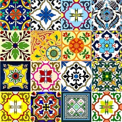 Ισπανικό Μοτίβο, Φόντο - Τοίχοι, Image Gallery