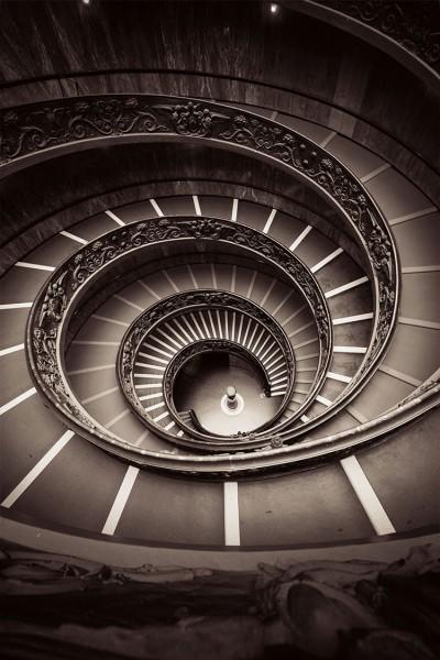 Στρογγυλές σκάλες