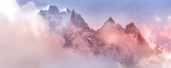 Σύννεφα στο βουνό